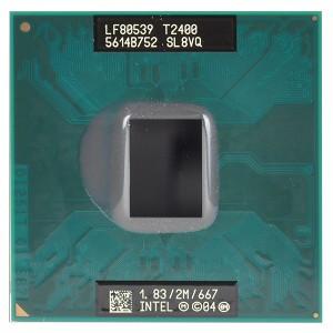 Procesor Intel Core Duo T2400 SL8VQ