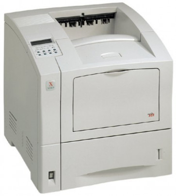 Imprimanta laser Xerox DocuPrint N2125 cu carcasa sparta si manual feeder DEFECT