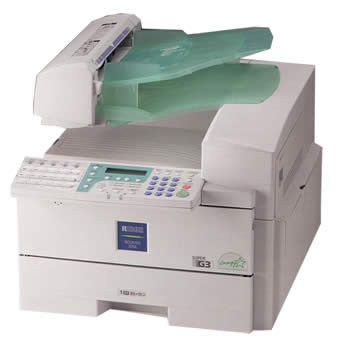 Fax Ricoh Fax 3310L H555-27 cu cartus defect