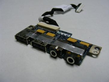 Port USB + audio HP Pavilion DV8000 408492-001