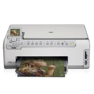 Imprimanta multifunctionala HP Photosmart C5180 AiO Q8220B fara cartuse, fara alimentator, fara cabluri