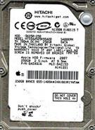 Hdd Laptop 2.5 inch SATA  250GB 5400rpm 8Mb cache Hitachi  0A54906