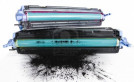Incarcare cartus toner IBM 4020