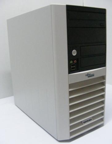 Calculator Fujitsu Siemens Esprimo Core 2 Duo E4500 2200 MHz / 512MB RAM / HDD 40GB