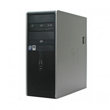 Calculator HP Compaq DC7800 MiniTower, Intel Core 2 Duo E6750 2.6GHz, 2GB DDR2, HDD 80GB. DVD-ROM
