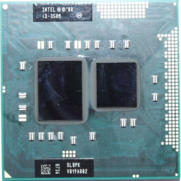 Procesor Intel Core i3 350M socket BGA1288, PGA988 SLBPK