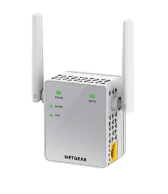 Range Extender NetGear EX3700, AC 750, 802.11 n/ac, 47JB837EA433A