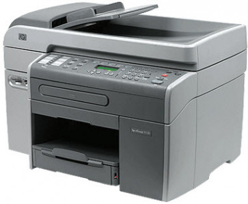 Imprimanta multifunctionala HP Officejet 9130 AiO C8144A cu printhead-uri infundate