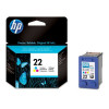 Cartus imprimanta HP C9352A (HP 22) tricolor