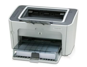 Imprimanta laser HP Laserjet P1505 CB412A