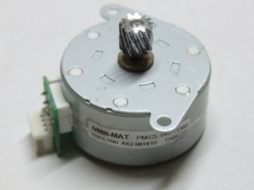 DC Stepping Motor HP Color LaserJet 4730 MFP RK2-0618