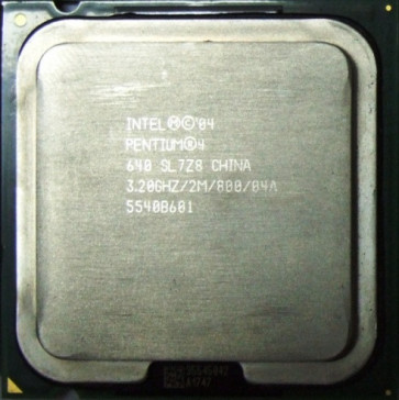 Procesor Intel Pentium 4 640 SL7Z8