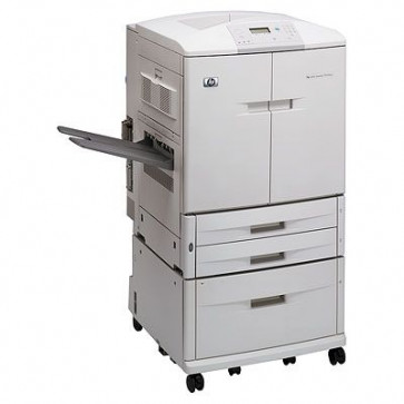 Imprimanta laser color HP Color Laserjet 9500hdn C8547A fara cartuse, fara cabluri
