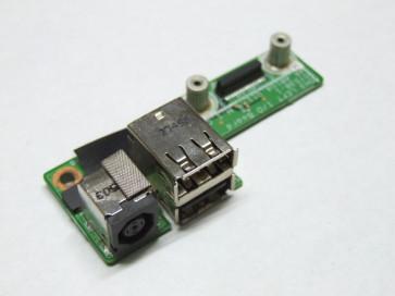 Mufa alimentare + USB Dell XPS M1530 1A.4W104.011