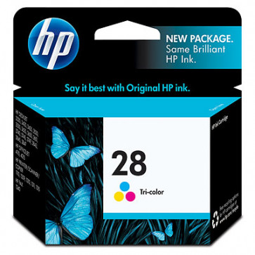 Cartus imprimanta HP C8728AN (HP 28) tricolor, open box