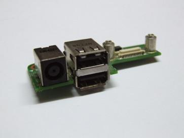 Mufa alimentare + USB Dell Inspiron 1525 48.4W006.021