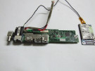 Placa USB + Mufa alimentare Apple Powerbook G4 A1106 820-1685-A