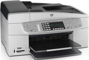 Imprimanta multifunctionala HP Officejet 6315 AiO Q8066B