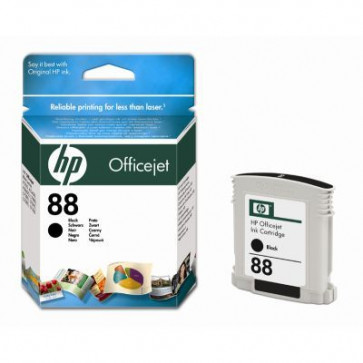 Cartus cu cerneala original expirat HP C9385AE (HP 88) Black