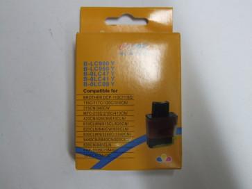 Cartus Magenta NOU compatibil cu imprimanta Brother DCP-110C 115C 116C B-LC900