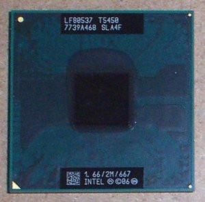 Procesor Intel Core 2 Duo T5450 SLA4F