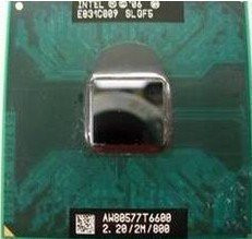 Procesor Intel Core 2 Duo T6600 SLGF5