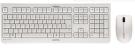 Kit Tastatura + Mouse Wireless Cherry DW 3000, layout DE, alb, JD-0710DE-0 / 00