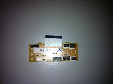 Relay PC board assembly HP Color Laserjet CP2025