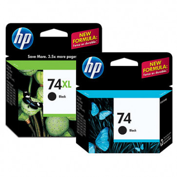 Cartus imprimanta HP CB335WN (HP 74) negru