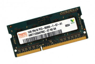 Memorii Laptop Hynix 1GB DDR3 PC3-8500 1066MHz