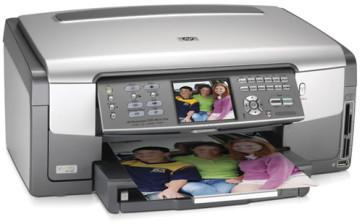Imprimanta multifunctionala HP Photosmart 3310 AiO Q5861A, cartuse expirate si goale