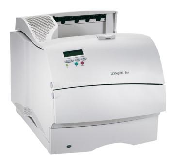 Imprimanta laser Lexmark T620 20T3600, cartus defect, fara cabluri