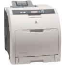 Imprimanta laser HP Color Laserjet CP3505n (retea) CB442A fara cartuse, fara cuptor