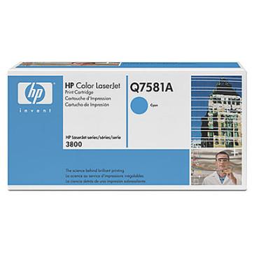 Cartus imprimanta HP  Q7581A
