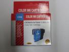 Cartus compatibil NOU Cyan compatibil cu imprimanta Brother MFC-290C 490CW 790CW 5490CN 5890CN 6490CW DCP-145C 165C 385C 585CW CB38 61 37 980 1100 C