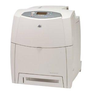 Imprimanta laser color HP Color LaserJet 4650 fara cartuse Q3669A, fara drum unit