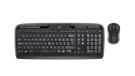 Kit Tastatura + Mouse Wireless Logitech MK330, layout DE, 920-003982