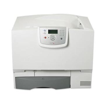 Imprimanta laser color Lexmark C772n (retea) 24A0065 cu cartuse uzate
