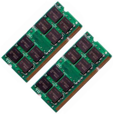Memorii SODIMM 512MB 533 667 800 MHz