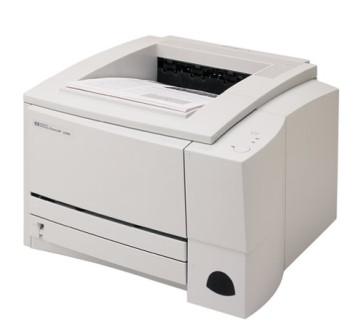 Imprimanta laser HP LaserJet 2200n (retea) C7064A #13236, fara cartus, fara cabluri