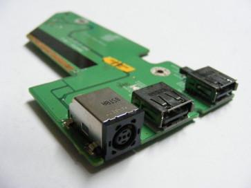 Mufa alimentare + USB Dell Studio 1735 0NU327