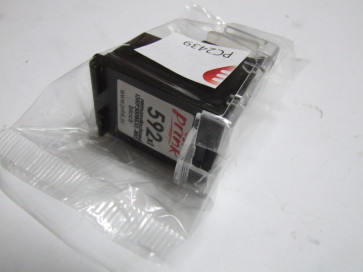 Cartus compatibil imprimanta HP CC640EE (HP 300) negru
