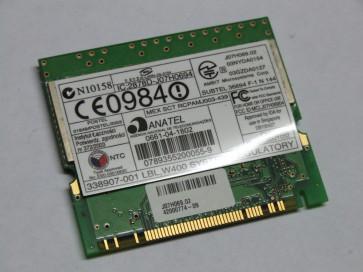 Placa Wireless HP Compaq NC6000 325526-001