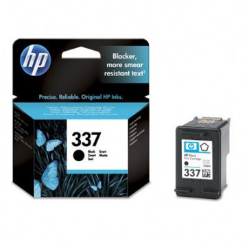 Cartus cu cerneala original HP C9364EE (HP 337) Black