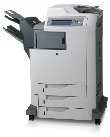 Imprimanta multifunctionala laser color HP Color Laserjet CM4730 MFP CB483A