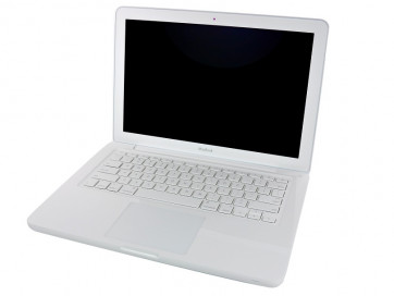 Laptop Apple MacBook 7.1 A1342 Intel Core 2 Duo P8600 2.4GHz, 2GB DDR3, 250GB HDD, 8X DL Superdrive, Video NVIDIA GeForce 320M 256MB, baterie defecta
