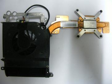 Heatsink pentru laptop HP Pavilion DV9000 AMD cu cooler AVC3DAT9TATP033A