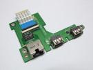 Port USB + retea Toshiba Satellite L100 DA0BH1TB6E7