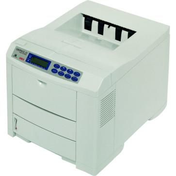 Imprimanta LED OKI Okipage 24 dx/n (retea) N22001B cu cartus defect