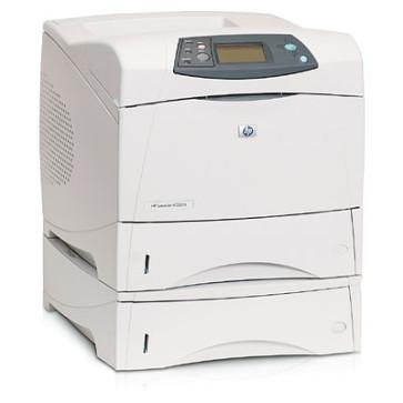 Imprimanta laser HP Laserjet 4350dtn Q5409A cu cartus HP Q5942X (42X)